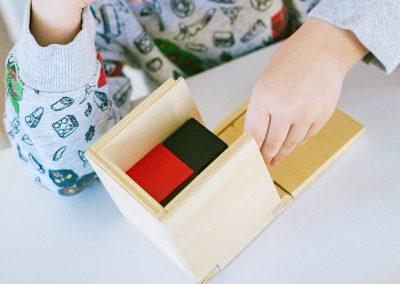 Darbas Montessori klaseje 2