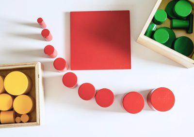 Montessori priemones 2